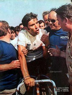 Albi ITT, TDF 1971. He was biting the dust. And disliked. (Miroir/Veló)