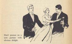 1950′s Dance Etiquette