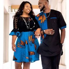 Ankara styles for couples 2018 Latest African Styles - Ankara styles for couples 2018 Latest African Styles - Couples African Outfits, Couple Outfits, African Attire, African Wear, African Dress, African Style, African Lace, African Fashion Designers, African Print Fashion