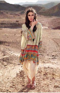 Pakistani outfit by Misha Lakhani.