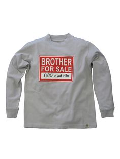 Brother For Sale Tee by Dogwood at Gilt