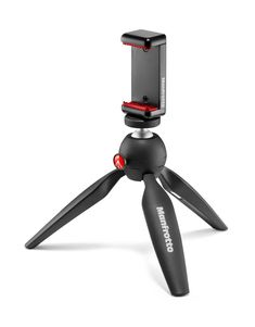 Buy Manfrotto Pixi Mini Tripod For Smart Phone Black at Mighty Ape NZ. Mini tripod for CSCs and smartphones Smartphone clamp with thread attachment included Comfortable handgrip to capture great videos Push butt. Photography Accessories, Photo Accessories, Camera Accessories, Gopro, Selfies, Smart Kit, Entry Level Dslr, Making Youtube Videos, Desktop