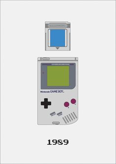 1989 - GAME BOY tribute by Enrico Luparello