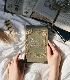 Little Women by Louisa May Alcott New Books, Good Books, Anne With An E, Louisa May Alcott, Book Aesthetic, Korean Aesthetic, Japanese Aesthetic, Through The Looking Glass, Classic Books