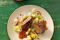 Rinderrouladen klassisch, ein leckeres Rezept aus der Kategorie Gemüse. Bewertungen: 486. Durchschnitt: Ø 4,8.