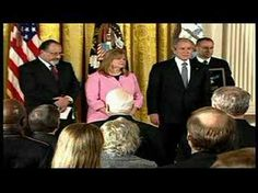 President Bush Breaks Down While Presenting Medal of Honor..... THIS... WAS A TRUE PRESIDENT!!!!  GOD SAVE THE REPUBLIC....