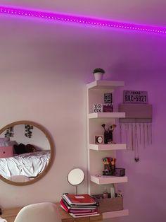Bedroom Door Design, Cute Bedroom Decor, Room Ideas Bedroom, Dream Teen Bedrooms, Dream Rooms, My New Room, My Room, Dope Rooms, Indie Room