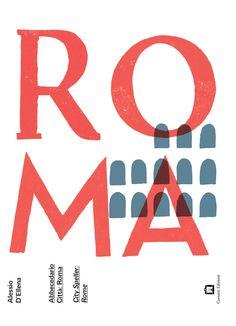 Abbecedario città: Roma [Alessio D'Ellena]