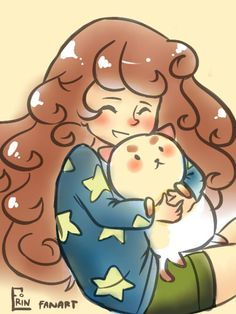 here is my fan art of bee and puppycat :D the-frozen-wolf sent us this amazing fanart! I'm seeing stars! To submit your own fanart click here. -Kiki Bravest Warriors, Fashion Art, Adventure Time, Steven Universe, Sword, Chibi, Fanart, Hair Style, Concept Art