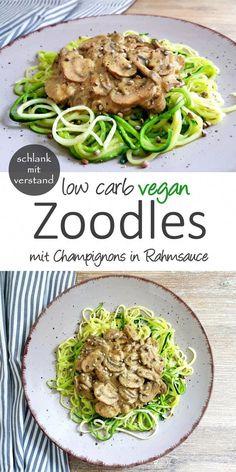Low Calorie Recipes, Diet Recipes, Healthy Recipes, Vegan Zoodle Recipes, Vegan Keto Recipes, Sausage Recipes, Chicken Recipes, Dessert Recipes, Diet And Nutrition