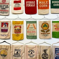 #Badgehunting: Flour Bag Heaven | Allan Peters' Blog