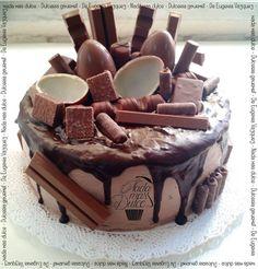 Tiramisu, Cake, Ethnic Recipes, Desserts, Food, Birthday Cakes, Candy Stations, Candy Buffet, Recipes