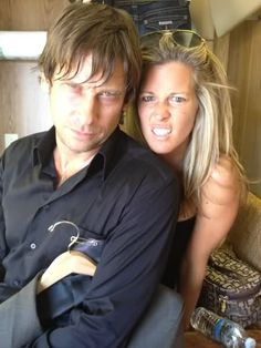 Roger Howarth/Todd Manning-One life to live & general Hospital w/ Laura Wright- Carly Jacks General Hospital