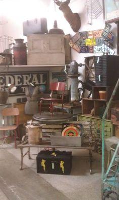 My antique shop Antique Market, Vintage Market, Antique Shops, Vintage Booth Display, Booth Displays, Antique Mall Booth, Flea Markets, Shop Ideas, Fleas