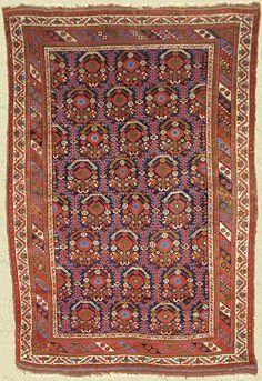 Sirjan Rugs: Afshar Carpet from David M. Reuben