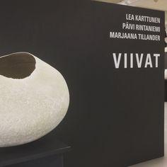Viivat exhibition, Orimattila art museum, Finland