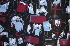 NOBROW 8 Hysteria by Vincent Mahé, via Behance