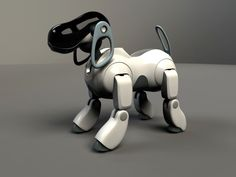 Aibo! The perfect dog for me!!!