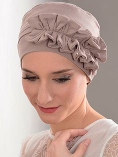 Bildresultat för cancer foulards et chapeaux