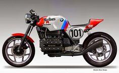 BMW serie K Oberdan Bezzi