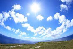 Okinawa Sky-Sun-Sea