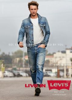 BEN WADDELL FRONTS THE LIVE IN LEVI'S CAMPAIGN
