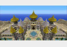 Persian/Arabian palace named Djamila