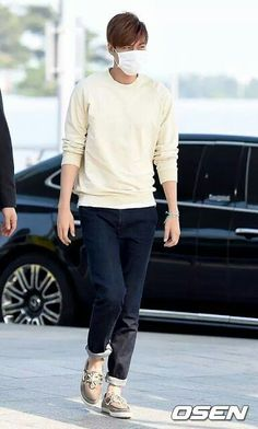 2015-7-2 at Incheon Airport to Thailand   Lee Min Ho