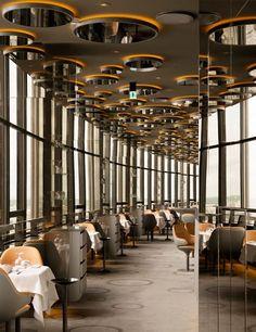 Le Ciel de Paris on the 56th floor of the Tour Montparnasse