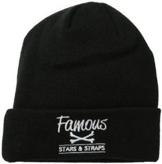 7695cacd43b Built to Last Beanie - Famous Stars and Straps Famous Stars And Straps
