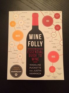 A review of Wine Folly: The Essential Guide to Wine book. A great book for those who are new to wine!