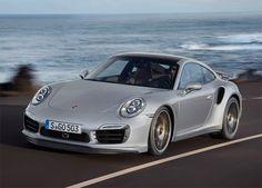2014 Porsche 911 Turbo and Turbo S #cool