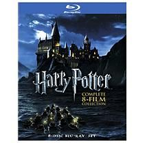 Harry Potter: The Complete 8-Film Collection (Blu-Ray)
