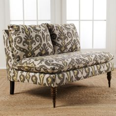 ikat setee from NAte Berkus' HSN line. as seen on Oh Happy Day