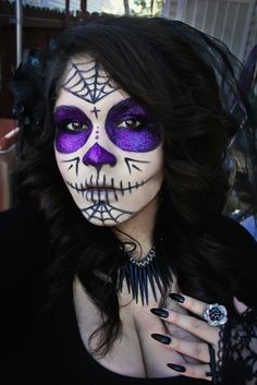 1000 Images About Halloween Ideas On Pinterest Day Of The Dead Sugar Skull And