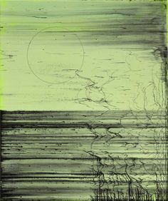 Rachel Howard, Insomnia 2013  Oil and Acrylic on Canvas