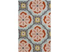 Floor Coverings Alhambra 5' x 8' Rug ALH5007-58 - Osmond Designs - Orem Lehi & Salt Lake City, Utah