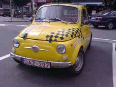 FIAT 500 by renault19872000, via Flickr