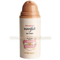 ETUDE HOUSE Nutrifull Shea Butter Eye Cream Overviews - Korean Cosmetics – Koreadepart