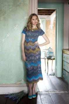 NORO Lace Maxi Dress