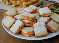 Cupcakes & Couscous: A Paddington Bear Party and Marmalade Sandwich Cookies
