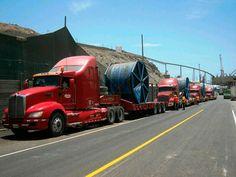 transporte de carga pesada a nivel nacional y local TELEFAX: 493-3528  TELEF.FIJO:797-4176/ NEXTEL:94 616*4927                                                RPM Y CELULAR :#99503-4160