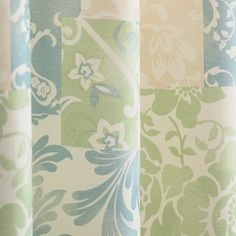 $19.98Better Homes And Gardens Patchwork Shower Curtain