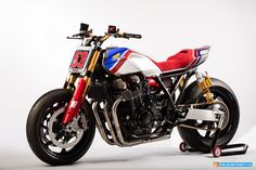 Honda CB1100TR Concept - Racesport