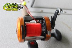 A look at the new Abu Garcia Catfish Special fishing reels. The 6500 and 7000 series with special edition colors and features for catfish anglers. Crappie Fishing, Kayak Fishing, Fishing Reels, Fishing Tips, Cat Fishing, Catfish Reels, Blue Catfish, Custom Fishing Rods, Channel Catfish