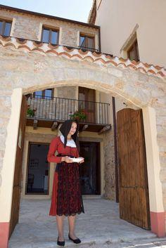 Waiting for bride and groom, Baunei, Ogliastra, Sardinia