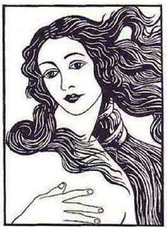 Botticelli _ venere
