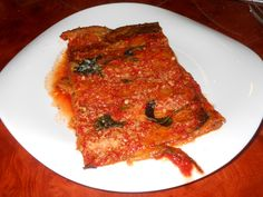 Tuscany, Montclair NJ: Eggplant  http://njmonthly.com/blogs/tablehopwithRosie/2012/7/11/restaurant-news.html#read_more