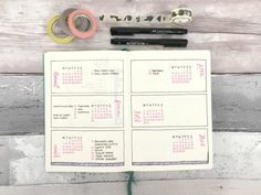 Bullet Journal: A Beginners Guide