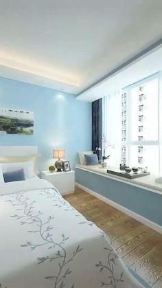 Interior Design Tips, Bathroom Interior Design, Space Saving Bedroom, Mansion Interior, Interior Garden, Interior Architecture, House Design, Furniture, Home Decor